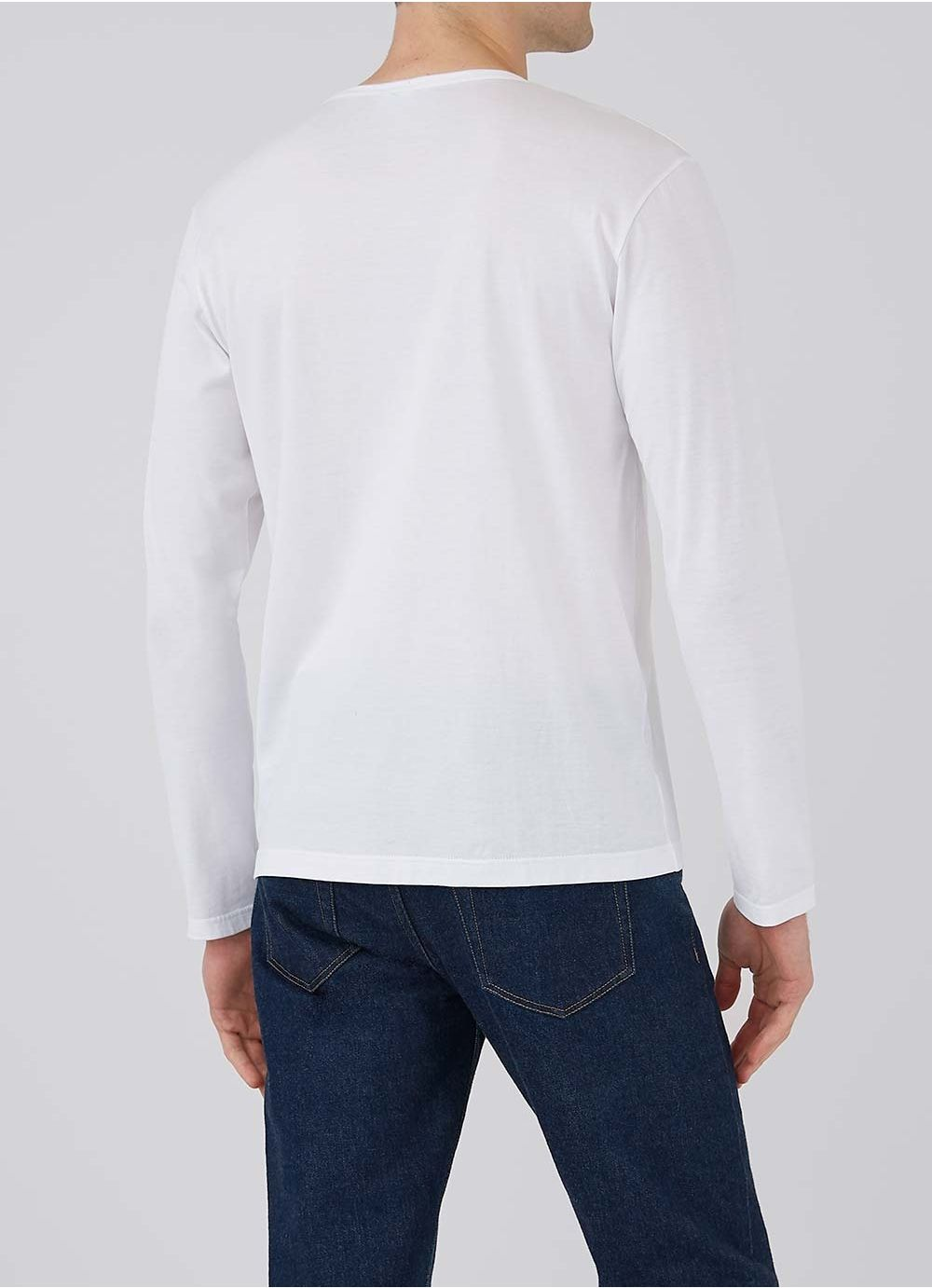 Long Sleeve T-Shirt - White