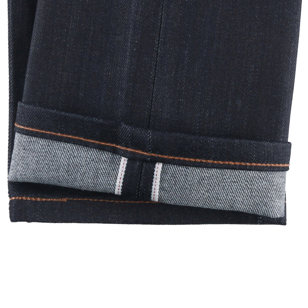 Naked & Famous Denim - Easy Guy - Nightshade Stretch Selvedge