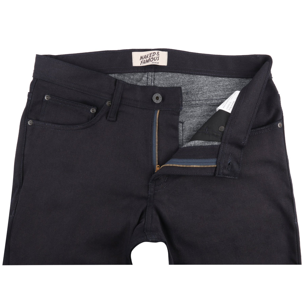 Naked & Famous Denim - Weird Guy - Thermo Stretch Denim