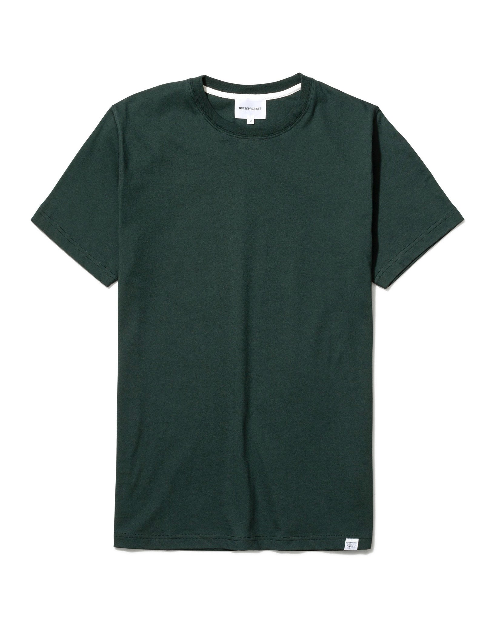 Niels Standard SS- Deep Sea Green