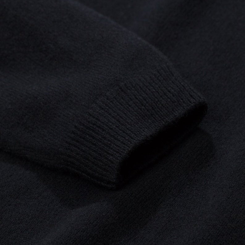 Sigfred Lambswool - Black