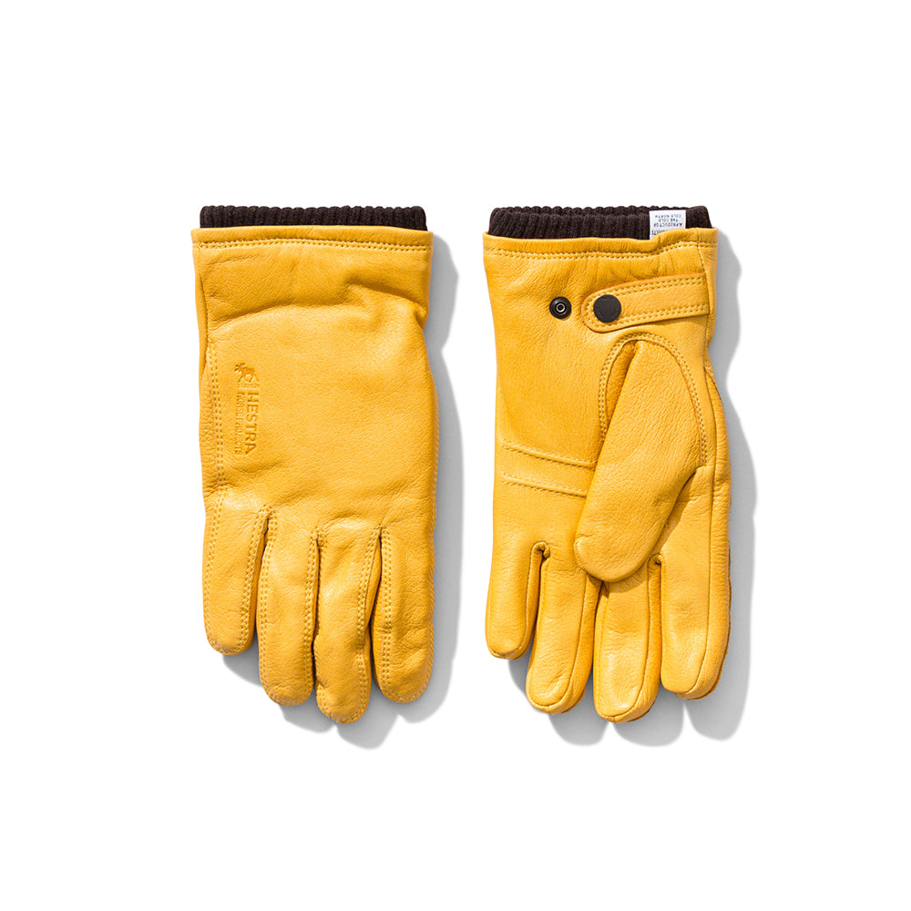 Norse Projects x Hestra - Utsjo Gloves - Rapeseed