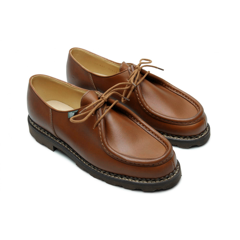 Paraboot - Michael - Brown (Lisse Marron)