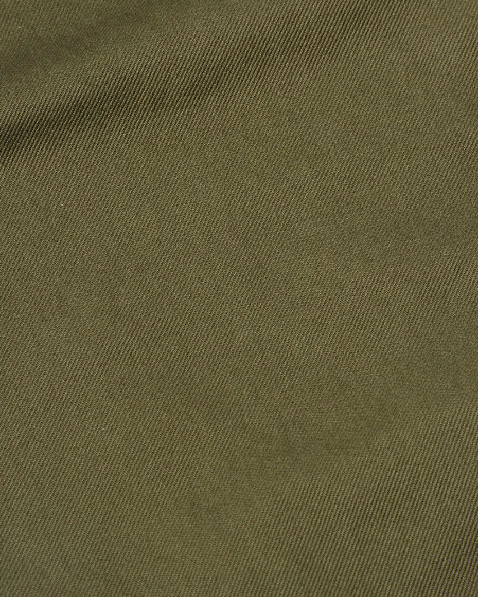 Tapered Trouser Heavy Cotton Drill - Olive