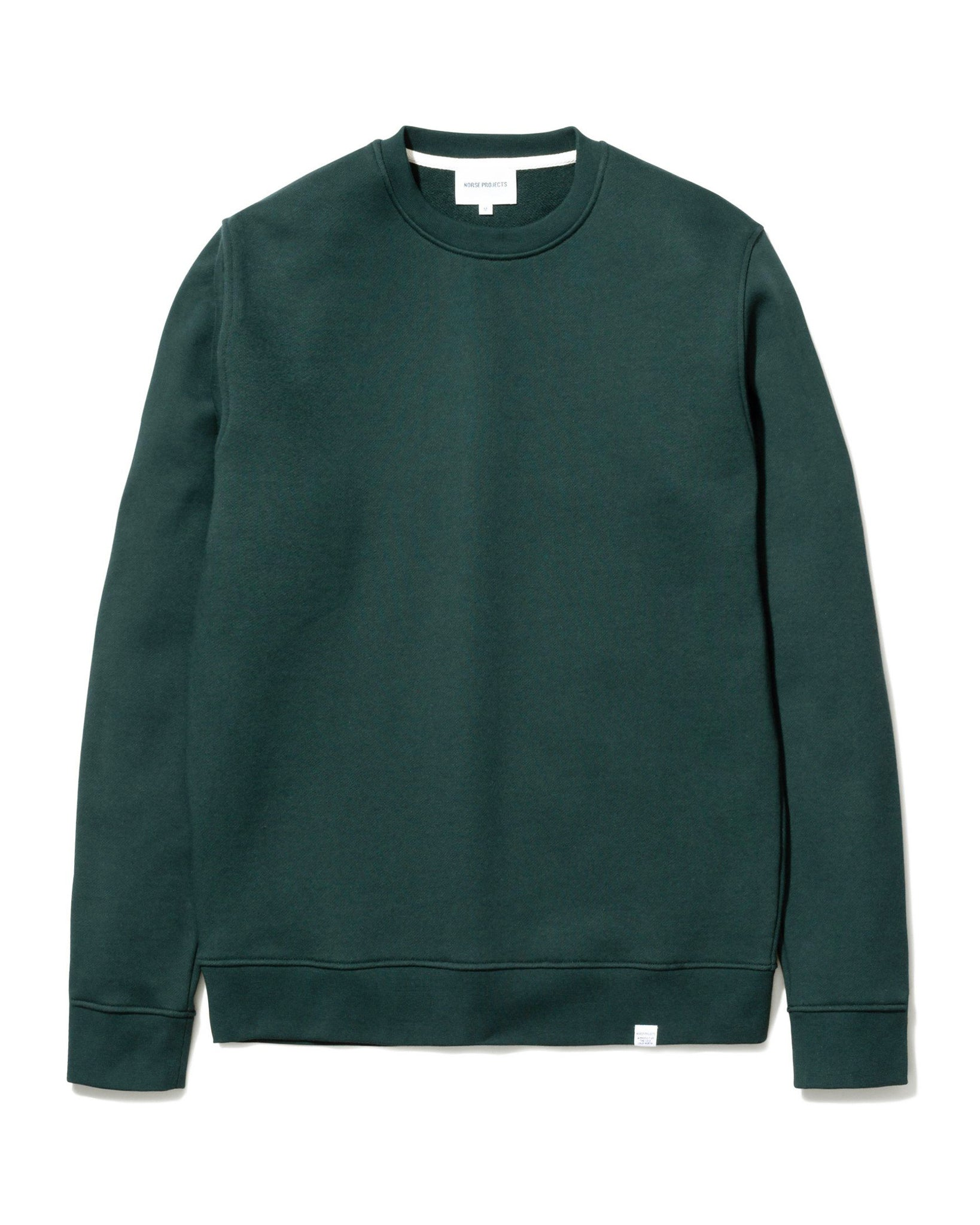 Vagn Classic Crew - Deep Sea Green