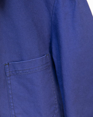Workwear Jacket No.4 in Twill Fabric - Hydrone