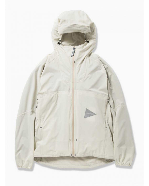 Light Rain Jacket - Off White