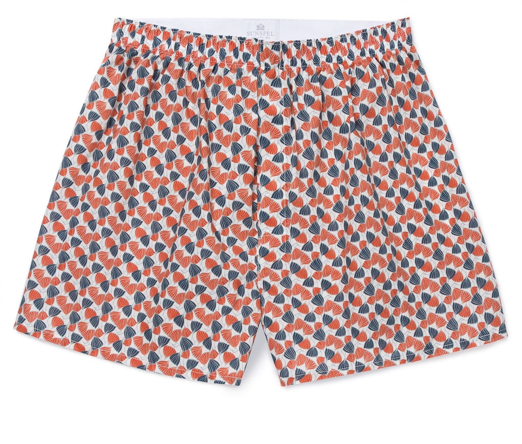 Sunspel - Seasonal Boxer Short - Liberty Print