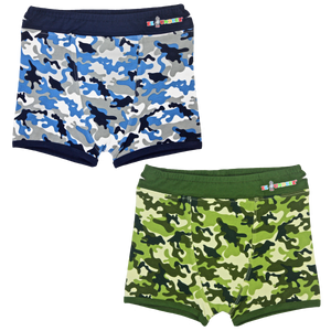Camouflage Boxers-2pk