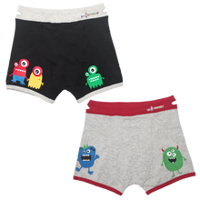 Ez Undeez Monster Boys Boxers Underwear