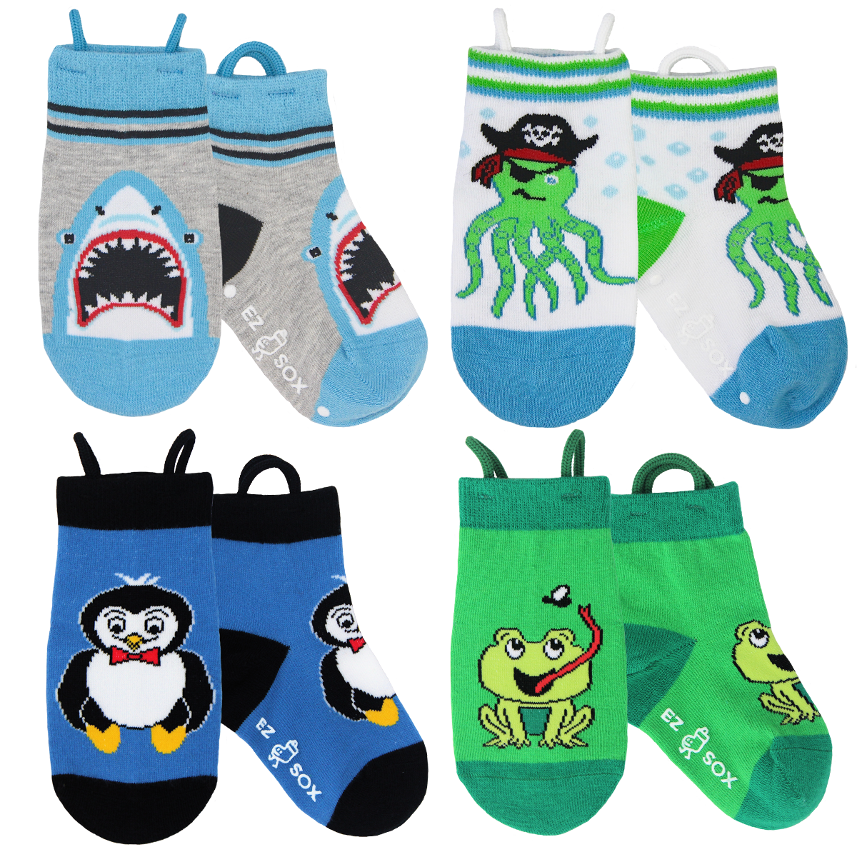 Water Friends-4pk