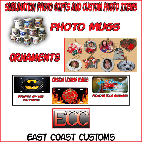 Photo and Personalized Gifts and Items