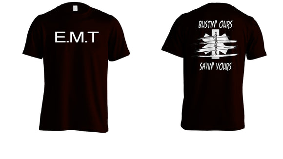 CUSTOM EMT SHIRT