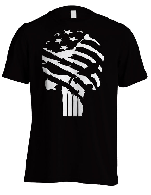 CUSTOM PUNISHER INSPIRED SHIRT