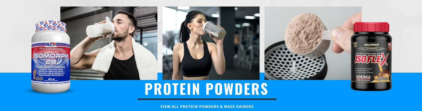 Bodybuilding Supplements, Prohormones & Fat Burners