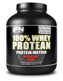 iForce Nutrition 100% WHEY PROTEAN™ Protein IFORCE 4lbs Red Velvet Cake  (9797637827)