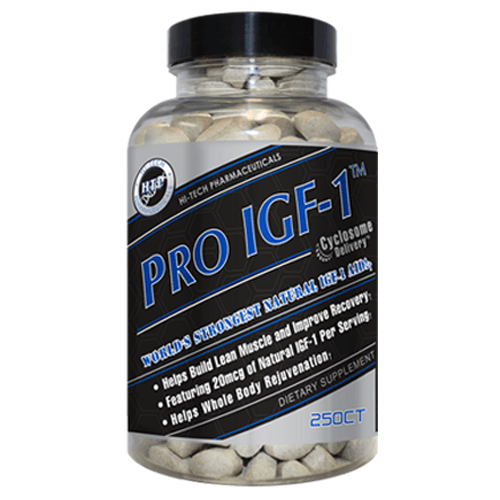 Hi-Tech Pharmaceuticals Pro IGF-1 Muscle Building Hi-Tech Pharmaceuticals  (10796537539)