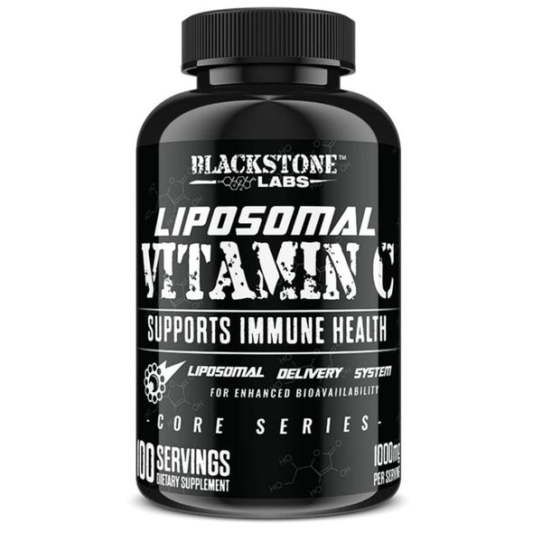 Blackstone Labs Liposomal Vitamin C 100 Servings Vitamins & Minerals Blackstone Labs