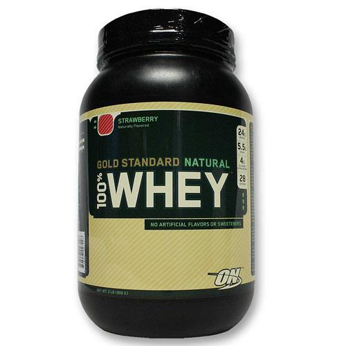 7c8c603a0 Optimum Nutrition 100% Natural Whey Gold Standard 1.9 lbs Protein Whey  Protein Optimum Nutrition