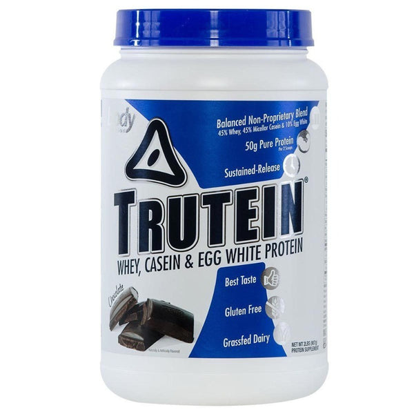 Body Nutrition Trutein 2 Lbs Protein/Protein Blends Body Nutrition Chocolate  (10944472387)