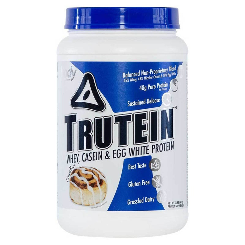 Body Nutrition Trutein 2 Lbs Protein/Protein Blends Body Nutrition Cinnabun  (10944472387)