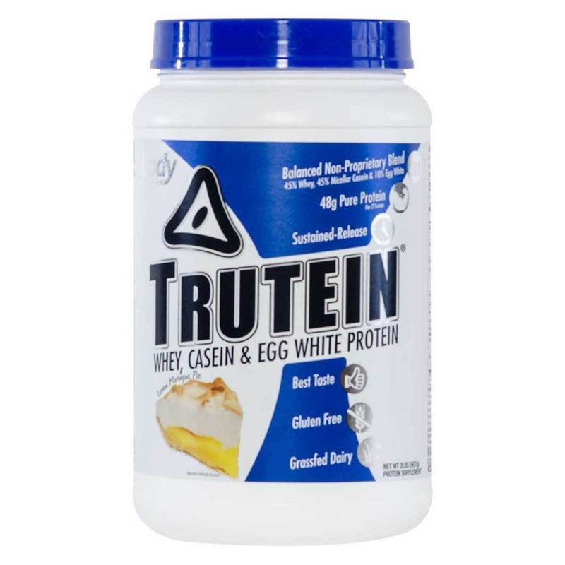 Body Nutrition Trutein 2 Lbs Protein/Protein Blends Body Nutrition Lemon Meringue Pie  (10944472387)