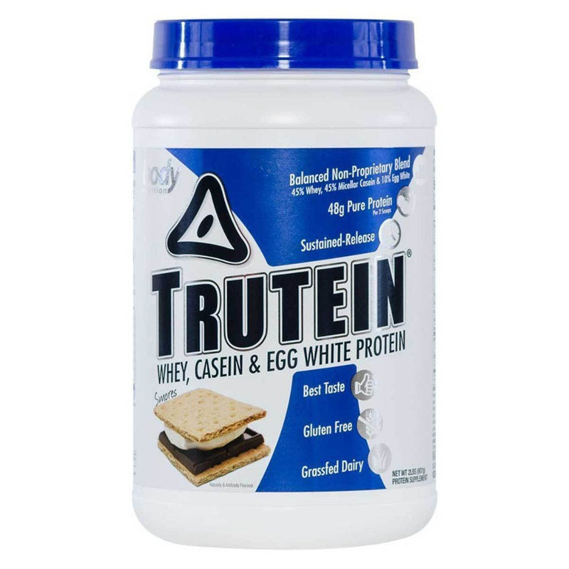 Body Nutrition Trutein 2 Lbs Protein/Protein Blends Body Nutrition S'mores  (10944472387)