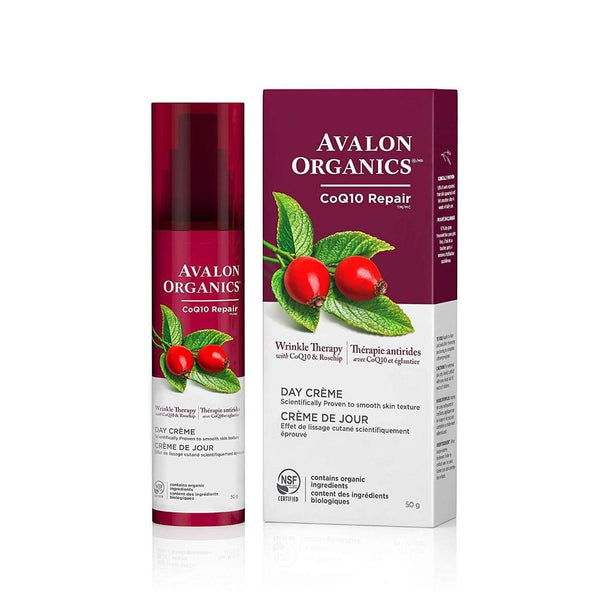 Avalon Organics Wrinkle Therapy Day Creme 1.75 Ounces Personal Care& - Hygeine Avalon Organics  (4345494634519)