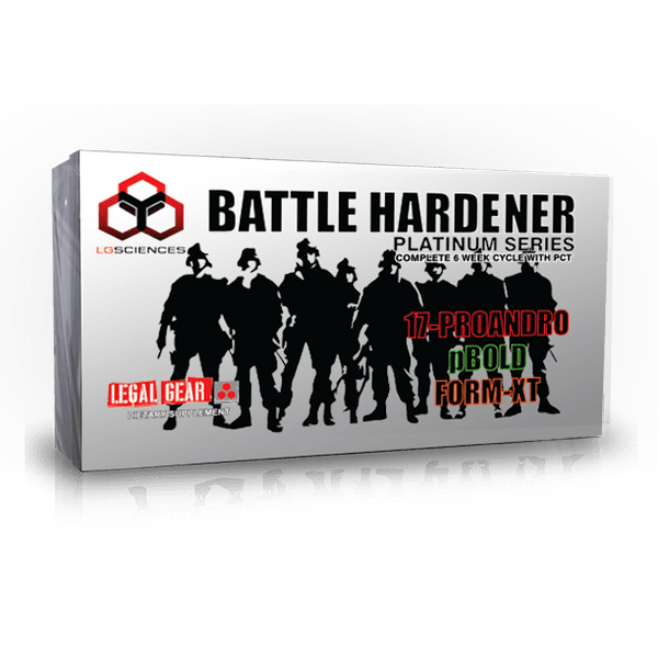 LG Sciences Battle Hardener Kit™ Hormone Support LG Sciences  (9797651779)