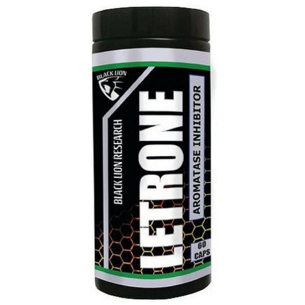 Black Lion Letrone 60 Capsules Prohormones Black Lion  (4484562616343)