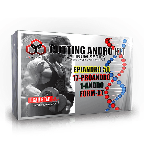 LG Sciences Cutting Andro Kit™ Hormone Support LG Sciences  (9797651395)