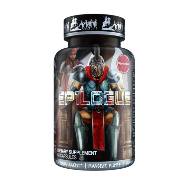 Olympus Labs EP1LOGUE 60CT Muscle Building Olympus Labs  (44233097219)