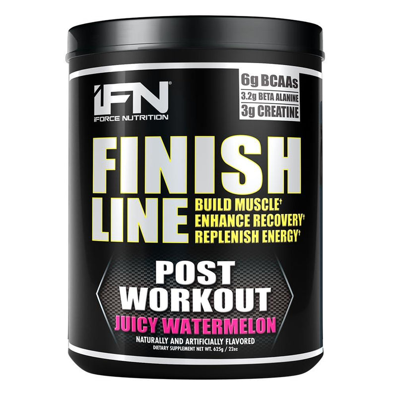 iForce Nutrition FINISH LINE™ Recovery IFORCE Juicy Watermelon 25 svg  (9797629379)