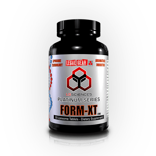 LG Sciences Form-XT™ Testosterone Support LG Sciences  (9797653187)