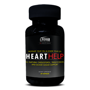 iForce Nutrition HEART HELP Health Supplements IFORCE  (9797629891)