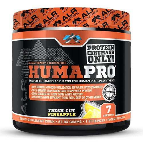 ALRI HumaPro® - 7 Servings protein ALRI 7 Servings Fresh Cut Pineapple  (10617431043)