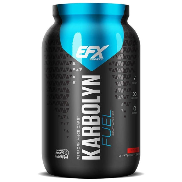EFX Sports Karbolyn 4.4 Lbs Sports Performance Recovery EFX Sports Fearless Fruit Punch  (1471064834071)