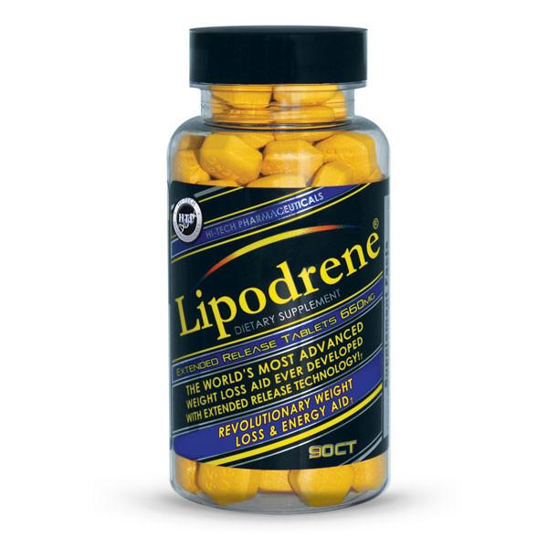 Hi Tech Pharmaceuticals Lipodrene - 90 CT (DMAA/Ephedra Free) Diet & Weightloss Hi-Tech Pharmaceuticals  (9797558147)
