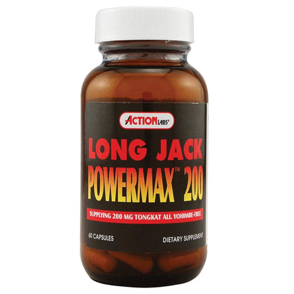 Long Jack Power Max 200 Sports Nutrition Action Labs  (10030491011)
