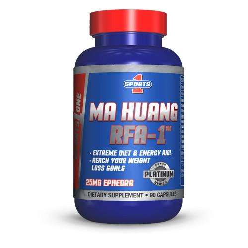 Sports 1 Ma Huang RFA-1™ Diet & Weightloss Sports 1  (9797678147)