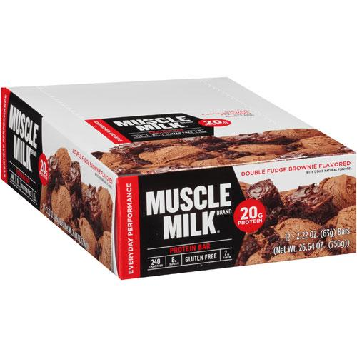 Cytosport Muscle Milk Red Bar 12/Case Protein/Protein Bars CytoSport  (16919396355)