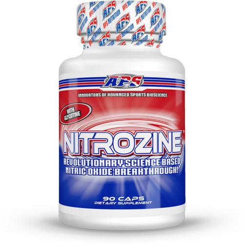 Nitrozine® Pre-Workout APS Nutrition  (9797602435)