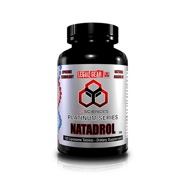 LG Sciences Natadrol™ Testosterone Support LG Sciences  (9797652227)