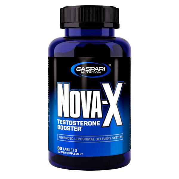 Gaspari Nutrition Nova-X Testosterone Support Gaspari Nutrition  (9801671939)