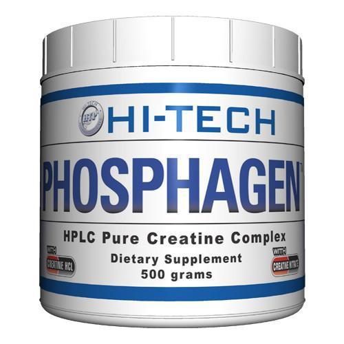 Hi-Tech Pharmaceuticals Phosphagen™ Muscle Building Hi-Tech Pharmaceuticals 33 Servings  (9797552387)
