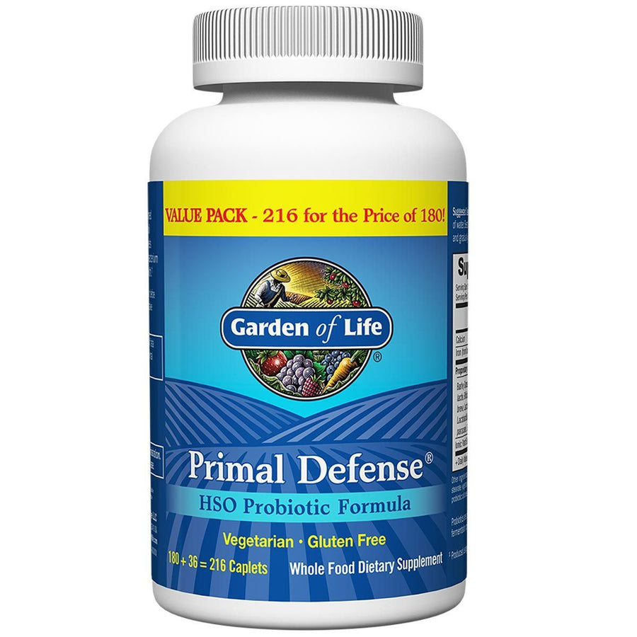 Garden Of Life PRIMAL DEFENSE 216C