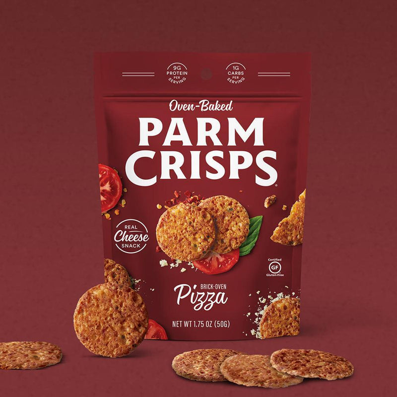 That's How We Roll Parm Crisps 6/Box Foods Juices That's How We Roll Pizza  (4347700838423)