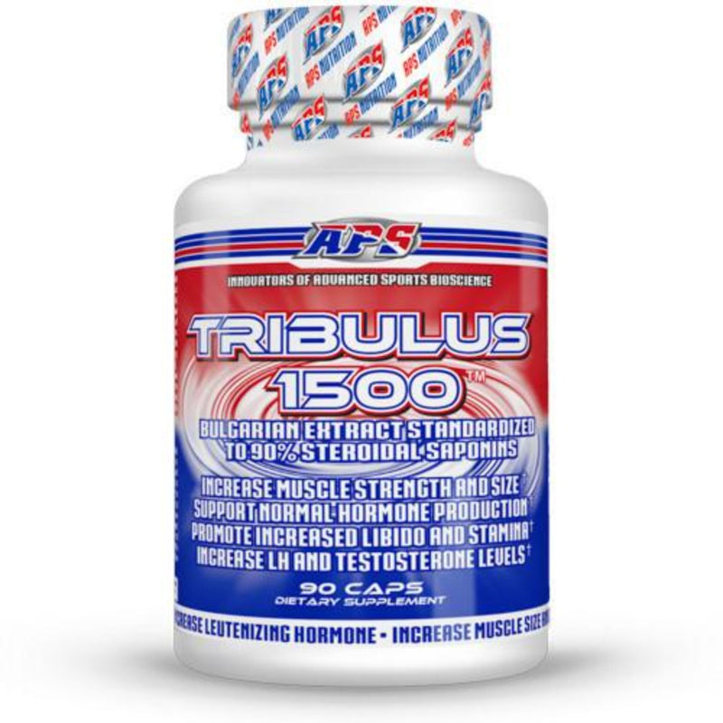 APS Nutrition Tribulus 1500™ Testosterone Support APS Nutrition  (9797599747)