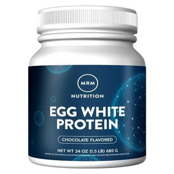 MRM All Natural Egg White 24 Ounces Protein Powders MRM