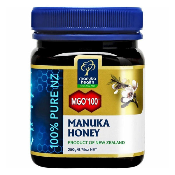 Manuka Health Manuka Honey Blend MGO 100+ Vitamins & Minerals Manuka Health